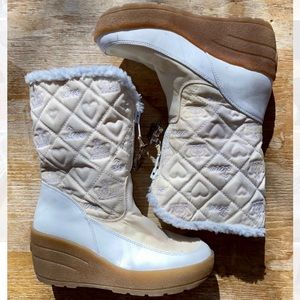 👢❄️ Juicy Couture Snow Boots ❄️👢
